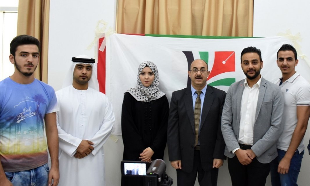 Al Falah University Takes Part in Competition by Dubai Media