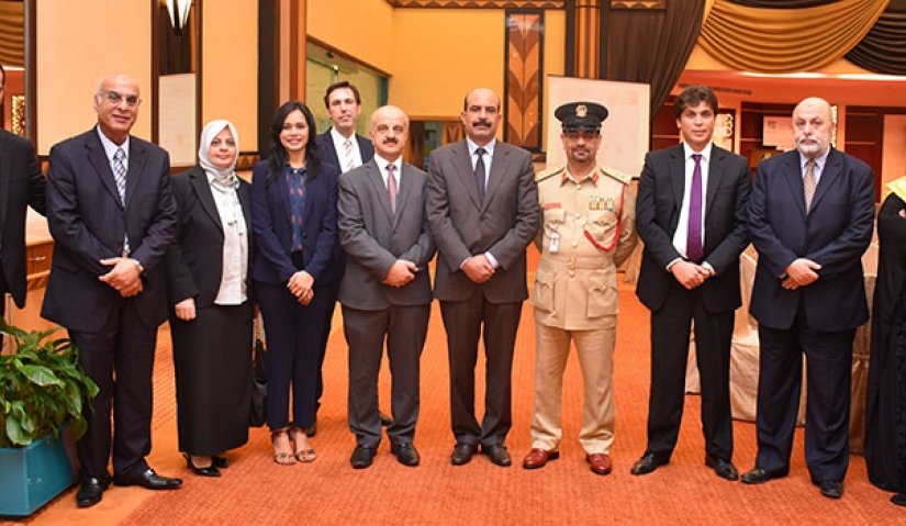 "Dubai Police and Al Falah University Spread Awareness on ""Advantages and Disadvantages of Social Media Networking"""