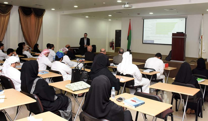 Al Falah University Organizes a Workshop for Students and Faculty Members on ProQuest Database