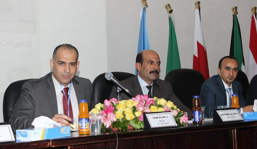 Al Falah University Participates in the Third Conference of the Faculty of International Law