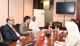 Dubai Economic Council and Al Falah University Cooperate in the Field of Scientific Research