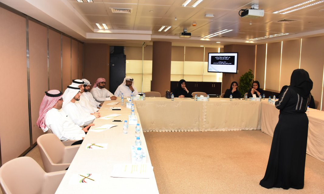 Law Students of Al Falah University Visits Securities and Commodities Authority
