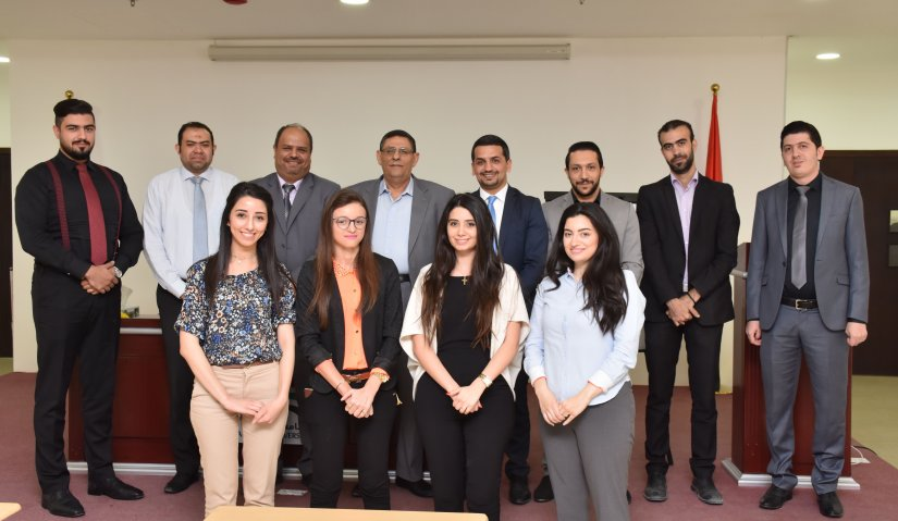 QAIEC Organized a Lecture for Administrative Staff of AFU