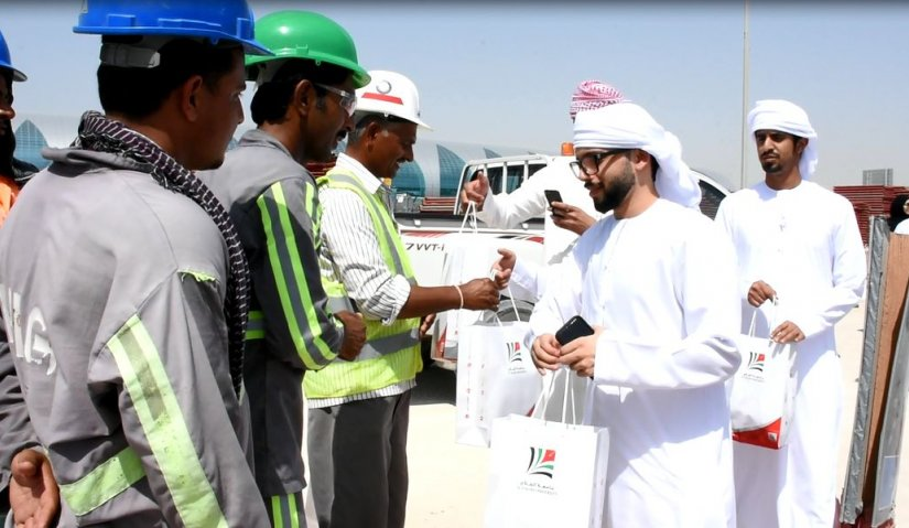 Al Falah University Students Organize a Week of Giving