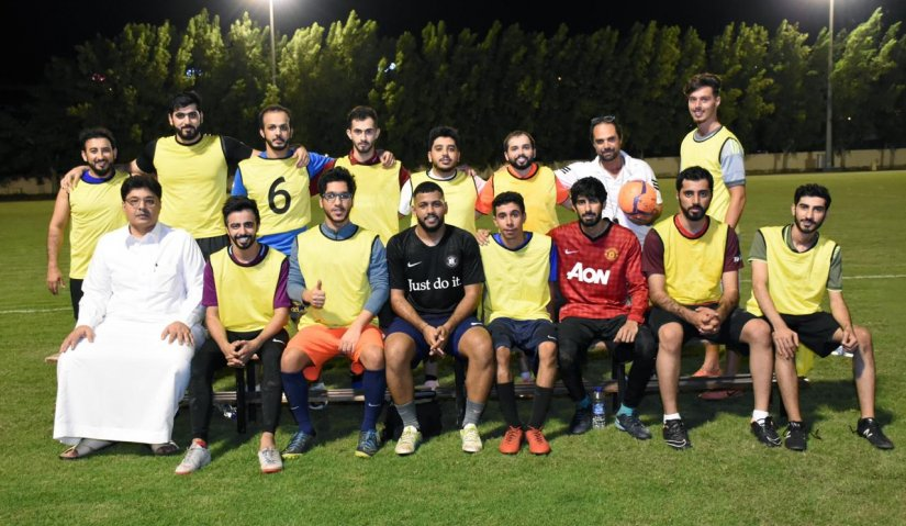 Start of the Higher Education Sports Federation Football Matches