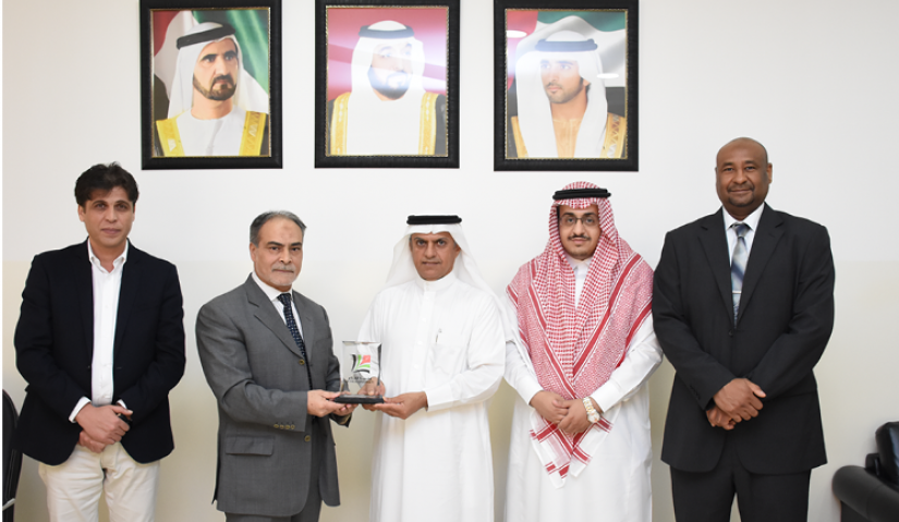 AFU Discusses Cooperation with King Abdulaziz University