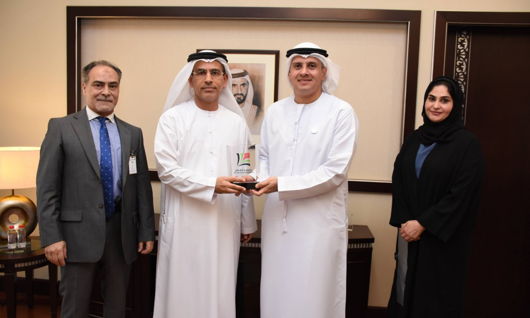 Al Falah University Visits Government of Dubai's Department of Finance
