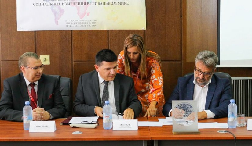 Academic Cooperation with Goce Dolcev University