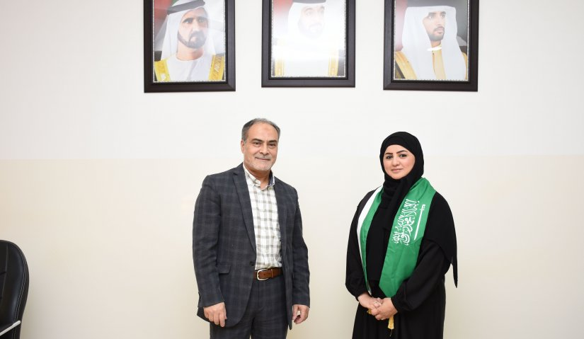AFU Celebrates Saudi National Day