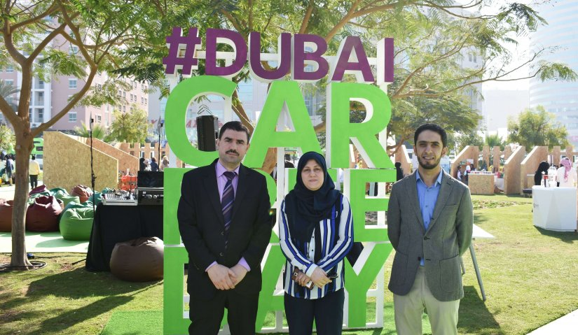 Dubai Goes Car Free Day