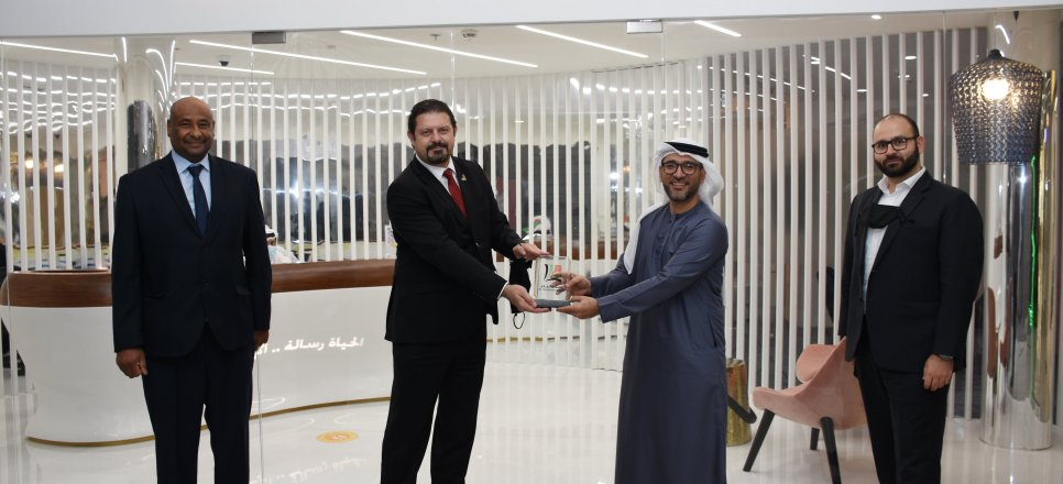 Al Falah University Al Falah University Explores Ways of Cooperation with  New Media Academy
